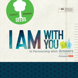 I Am With You Scripture Memorization: CD