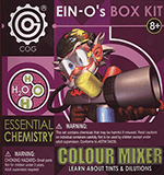 Ein-O's Essential Chemistry - Colour Mixer Kit