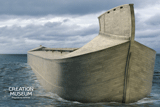 Ark on the Water Postcard - Pack of 10