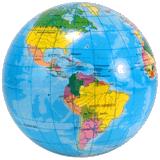 Foam Globe