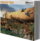 Jigsaw Puzzle: Two by Two