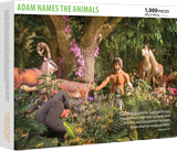 Adam Names the Animals Jigsaw Puzzle