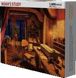 Noah's Study Jigsaw Puzzle