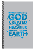 God Created Heavens and Earth Journal