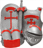 The Full Armor of God Playset