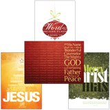 Creation Christmas Card Set