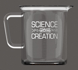 Science Confirms Creation Beaker Mug