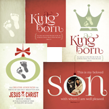 2014 Mixed Christmas Card Set