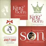 2021 Christmas Cards: Mixed Set