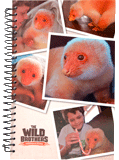 The Wild Brothers Newt Journal