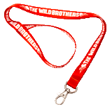 The Wild Brothers Lanyard