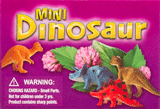 Mini Dinosaur Excavation Kit