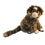 "Plush - 8"" Marmoset"
