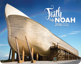 2018 Calendar: Faith Like Noah