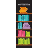 Books of the Bible Bookmark: 10 Pack