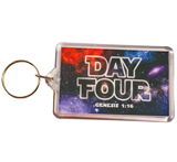 Day Four Keychain
