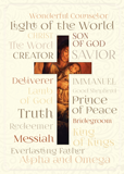 Names of Jesus Christmas Cards
