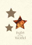 Light of the World Christmas Cards