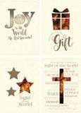 Creation Christmas Card Set