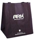 Ark Encounter/Creation Museum Tote Bag: Brown