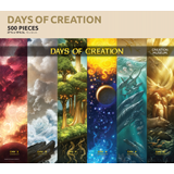 Creation Museum Days of Creation Puzzle: 500 pieces