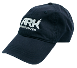 Ark Encounter Golf Cap: Navy