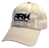 Ark Encounter Golf Cap: Stone