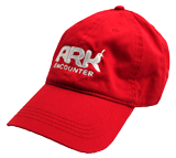 Ark Encounter Golf Cap: Red