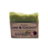 Soap - Lime & Coconut