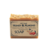 Soap - Honey & Almond