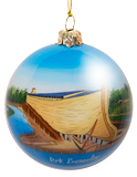 Ark Stern Ark Encounter Ornament