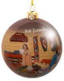 Noah & Mrs. Noah Ark Encounter Ornament