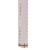 Redemption Necklace: Brass
