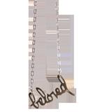 Beloved Necklace: Silver
