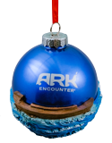 Ark on Water Ornament
