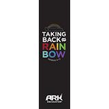 Taking Back the Rainbow Bookmark