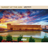 Ark Encounter Sunset Puzzle: 1000 pieces