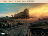 Building of the Ark Puzzle: 1000 pieces