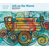 Ark on the Waves Puzzle: 500 pieces