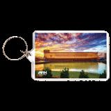 Ark Encounter Sunset Keychain