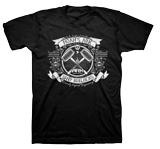 Ark Ship Builders T-shirt: Black Small