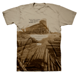 Ark Construction T-shirt: Large