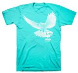 Ark Dove T-shirt: Blue 3XL