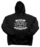Ark Ship Builders Hoodie: Black Large