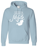 Fearfully & Wonderfully Made Hoodie: Blue Small