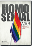 The Homosexual War DVD