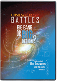 Universe Battles:  Big Bang or Big Design?: DVD