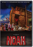 Noah: The Musical: DVD