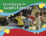 Growing Up in God's Family: 10-pack (NKJV)