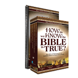 How Do We Know the Bible Is True?: DVD Set with Book